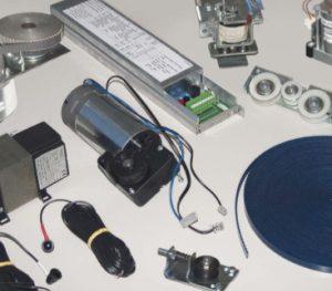 Ricambi Porte Automatiche Ditec Entrematic